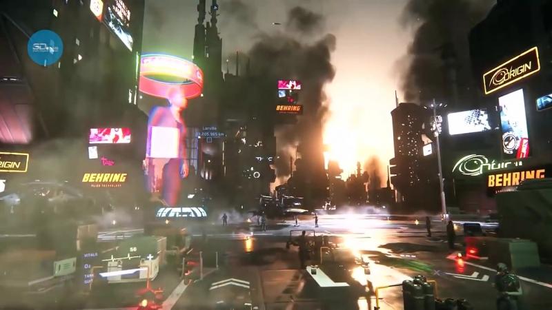 Gamesblender №341_ Crytek подала в суд на создателей Star Citizen, а Telltale со