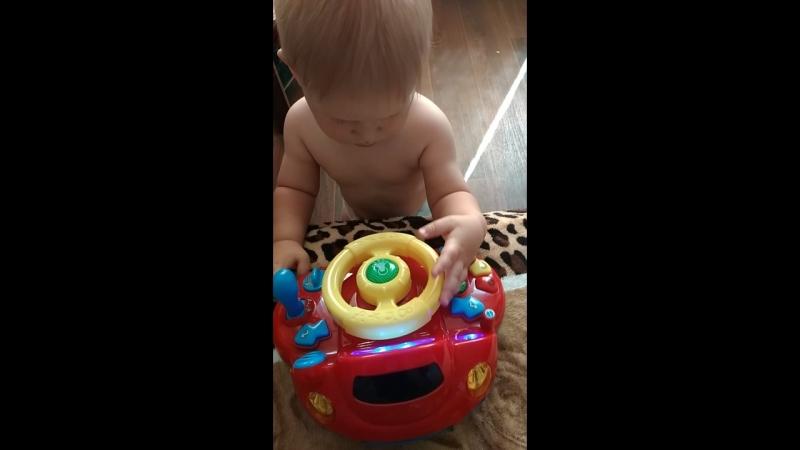 Мой маленький водитель