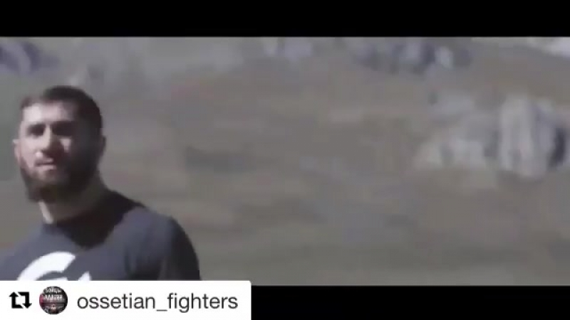 Magomet Babochiev.Боец смешанных единоборств.Ossetian fighters
