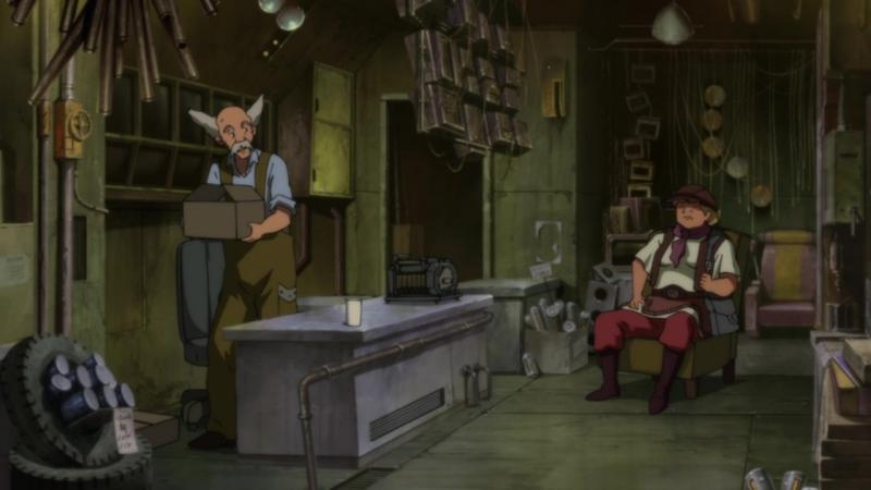 Soukou Kihei Votoms: Gen-ei Hen OVA - 03 (RUS озвучка) (эпичное, фантастика, боевик)