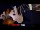 5 ХИТОВ 2017 на гитаре Gucci Gang табы ФИНГЕРСТАЙЛ Популярные песни на гитаре.mp4
