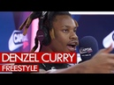 Denzel Curry freestyle Goes hard on Scarface Wu Tang beats 4K