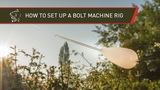 SURFACE FISHING FOR CARP - HOW TO SET UP A BOLT MACHINE RIG