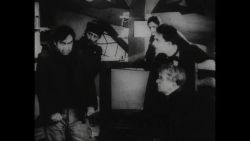 02 - The Cabinet of Dr. Caligari - 1919 - Robert Wiene - Alemanha