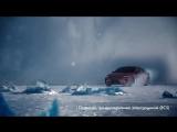 KIA Stinger   Испытание на льду в Арьеплуге