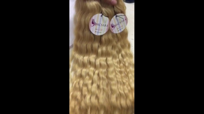 DOUBLE WEFT HAIR CURLY, 60, 24 INCHES