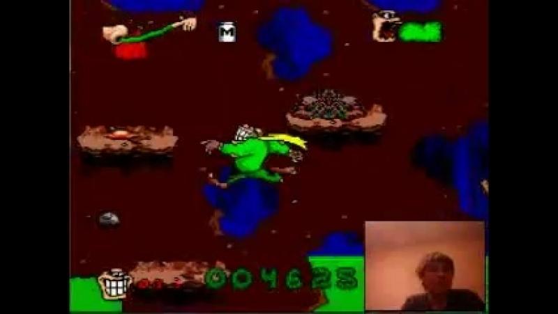 Boogerman snes level 2