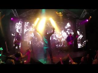 ТУРИЗМ - Не лечится (live) клуб Часы 13.05. 2017, Орёл