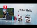 Персонаж Азура из дополнения Fire Emblem Fates для игры Fire Emblem Warriors!