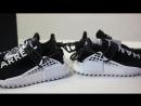 Cream Миллион рублей за пару кроссовок! Unboxing и обзор Pharrell x Chanel x adidas Human Race NMD TR