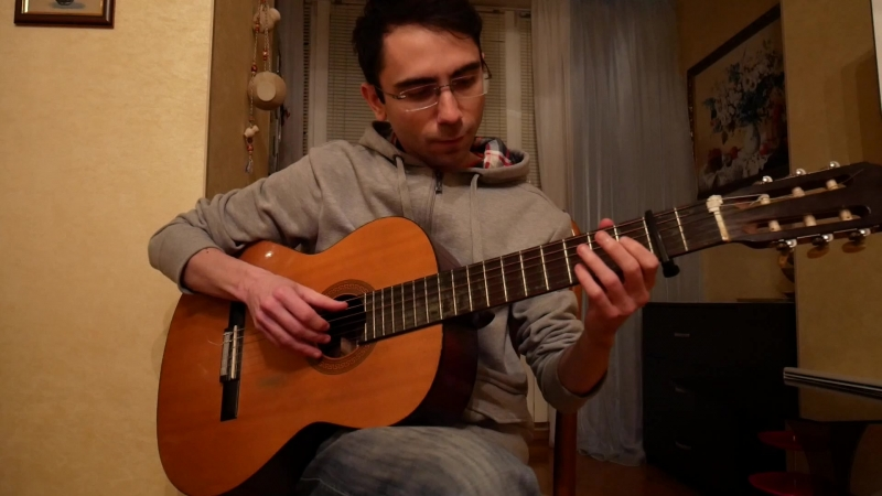 Luis Fonsi - Despacito ( Fingerstyle )