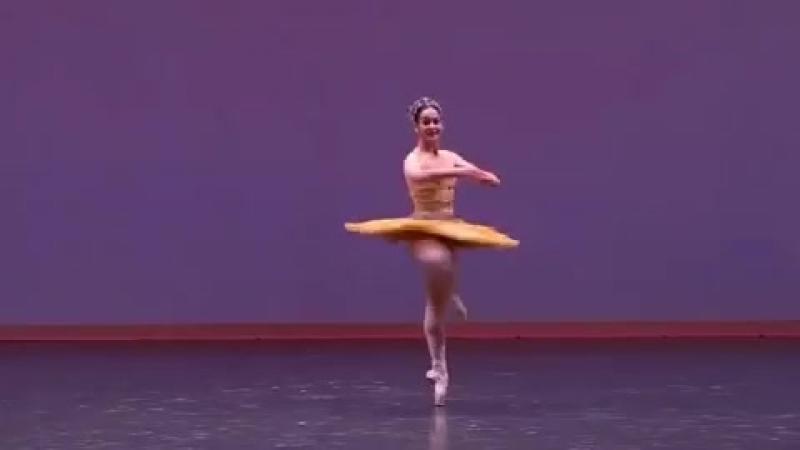 Фуэте из балета Корсар