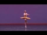Фуэте из балета