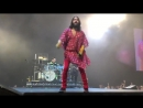 3 05 2018 Hail to the Victor Full band Thirty Seconds To Mars Mercedes Benz Arena Берлин Германия TheMonolithTour2018