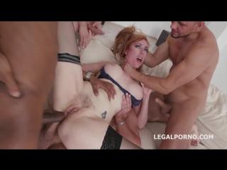 Lauren Anal,Big Ass,MILF,Big Tits,Double Penetration DP,Gangbang,2018,HD