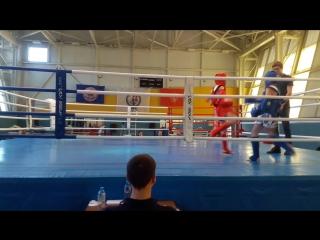 Белобородов Даниил (Академия Муай Тай) 3 раунд (полуфинал)