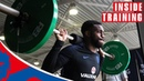 England Get to Work in the Gym Ahead of Tunisia | Inside Training | World Cup 2018