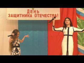 Сёстры Таня и Диана Басковы