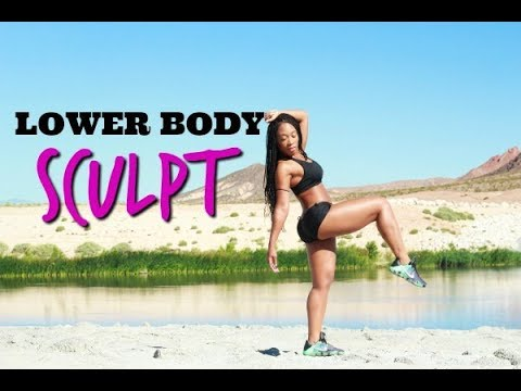BOOTY LEGS Lower Body Sculpt -Keaira LaShae