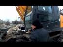 Снос исторического квартала в Красноярске