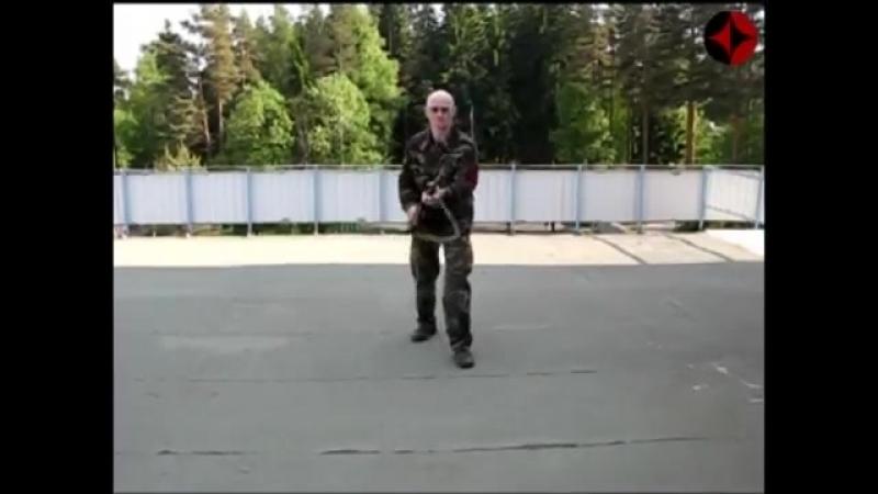 Комплекс на 8 счетов с оружием НФП