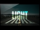 Photoshop Tutorial - Light Text Effect - Glowing Text Effect