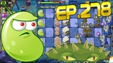 Plants vs. Zombies 2 Got a new Plant Magnet-shroom - Dark Ages Night 15 (Ep.278)