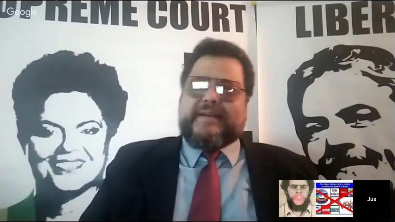 Ato em Brasília dia 09/07/2018 em defesa de nossa constituição torna nosso canal alvo de ataques!