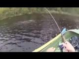Эпичная рыбалка  (6 sec)