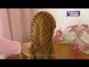 Coiffure pour tous les jours cheveux mi long-long 💗 Coiffure avec tresse 💗 facile à faire