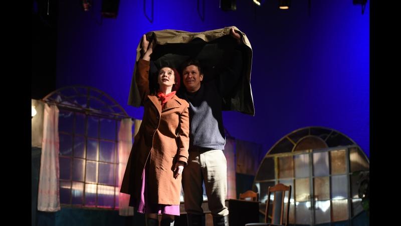 Яшерен эзләр спектакле премьерасы турында Татарстан хәбәрләре (ТНВ)