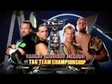 D-Generation X vs Jeri-Show (c) - WWE Unified Tag Team Championship match - TLC 2009
