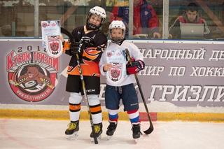 Матч Метеор 2 - Hockey star