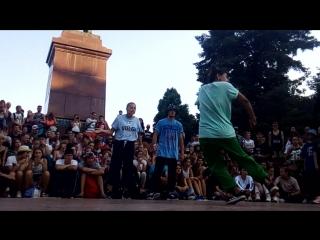 Volga vibes Hip-Hop 3×3 selection on Yalta Summer jam