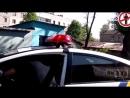 Наезд полиции на людей Вне закона или беспредел