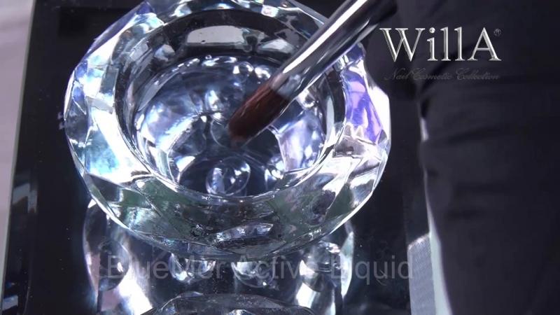 WillA-Nails odorles LED/UV Acrylic System