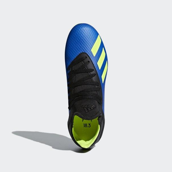 Футбольные бутсы X 18.3 FG