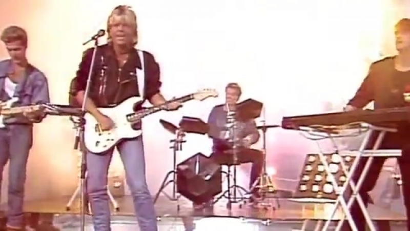 Blue System - My Bed Is Too Big (Live at Hitparade 1988) [HD]