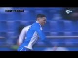Lucas Perez's goal vs Barcelona last night