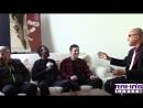 Интервью с создателями фильма Пираты Сомали Эван Питерс Бархад Абди