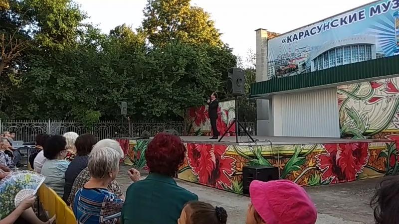 Концерт в Карасунском районе