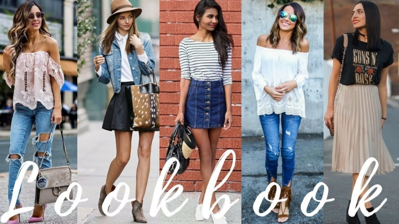 Stylish 2018 Spring Outfit Ideas