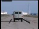 EuroNCAP УАЗ буханка. А еще говорят у УАЗа нет тормозов! Еще какие есть !)