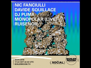 Boiler Room Mexico City: The Social Festival