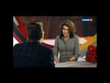 Фанни Ардан / Fanny Ardant - Новости. Первый канал (24.01.2018)