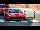 Supercars in Monaco 2018 - VOL. 2 (3x LaFerrari, Ford GTX1, F40, 991.2 GT3 RS, iPE Aventador)