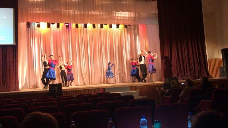 Семёновых Анна «еврейский танец»