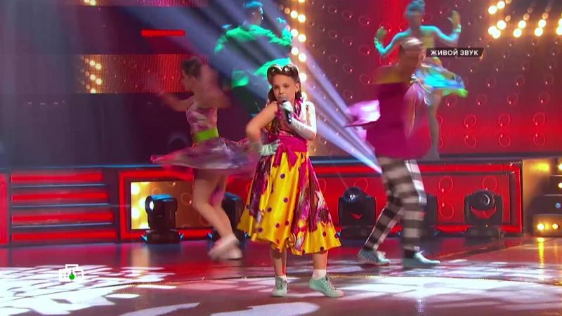 «Ты супер!». Первый полуфинал: Елизавета Прочанова, 11 лет, Алтайский край. «Симона»