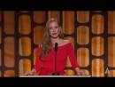 Церемония вручения почетных наград от Американской Киноакадемии (11/11/17)