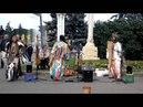 Wayra Nan 28 07 2013 3 Indigenas en Moscu.Индейцы в Москве.